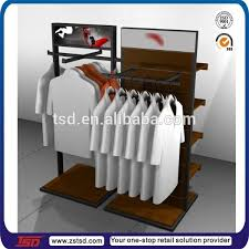 Hanging Stands Displays Beauteous Wooden Shop Furniture Garment Display Buy Wooden Shop Furniture