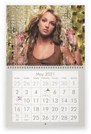 Throughout her career she's been haunted by that lie. Britney Spears 2021 Wall Calendar Etsy