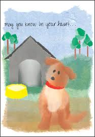Sympathy Card Pet Loss Dog Loss Sympathy Cards For Veterinarians It Takes Two Inc