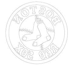 boston red sox coloring pages allegiancewars com