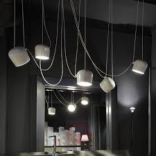 aim led designer pendant lamp white lights co uk with regard to unusual remodel furniture
