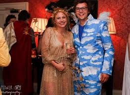 Black Tie Theme Best Fancy Dress Theme Classical Mythology Yes Please
