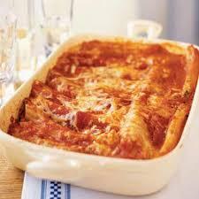 easy meatless manicotti recipe myrecipes