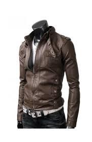 mens slim fit brown leather jacket 850x1300 jpg