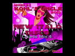 Va New Italo Disco Charts Mix 4 Mixed By Kohls Uncle