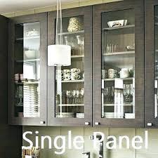 kitchen shelves with glass doors kitchen cabinet glass doors single panel door replacement inserts kitchen cabinet kitchen shelves with glass doors