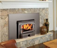 stay warm more efficiently with our fireplace insert installation services