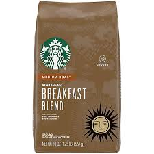 My ritual was to use $8/lb dark roast beans from a local grocery, grind in a cuisinart blade grinder, and brew in an ancient capresso drip mahcine. Starbucks 20 Oz Breakfast Blend Ground Coffee Bed Bath Beyond