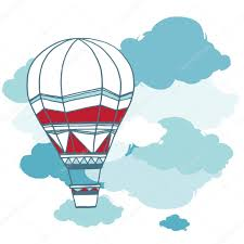 Flottant Dans Le Ciel Image Vectorielle 85192378
