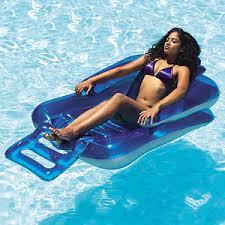 inflatable pool furniture. Inflatable Pool Lounge Furniture U