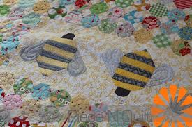 Piece N Quilt: Calico Hive Quilt & Love your quilt Lisa! Adamdwight.com