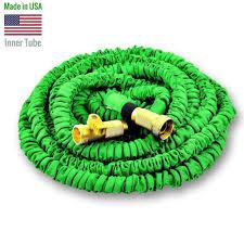 garden hoses. GarDspo Hoses World\u0027s Strongest Expandable Garden Hose - Green L