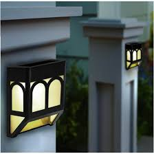 solar accent lights outdoor fresh outdoor solar lights for fence diy wood privacy fence with accent