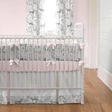 back to woodland themed nursery bedding