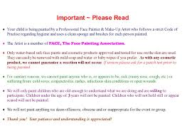 please review my disclaimer and