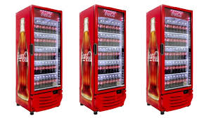 Free Coke Vending Machine Interesting CocaCola Installs 48 Millionth HFCFree Cooler Globally Preventing
