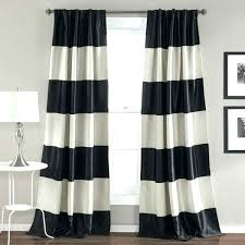 gold striped curtains rugby stripe curtains lush decor black and gold striped window curtain panel pair