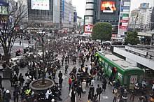 Resultado de imagen para imagenes de la estación shibuya