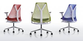 sayl office chair. SAYL Chair From Herman Miller \u0026 Yves Behar Chairs Are Eco-friendly. They Made Of Fewer Materials Than A Similar Office Chair, Recyclable, Sayl