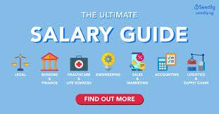 salary guide for singaporeans