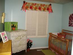 Antique Baby Cribs Bedroom Traditional Nursery Design With Bali Shades And Antique