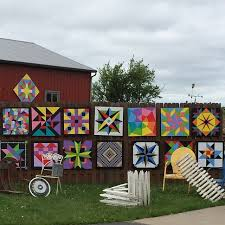 223 best Barn Quilts images on Pinterest