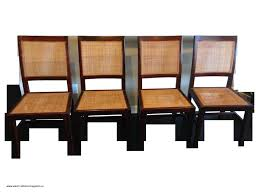 6 dining room chairs ebay ebay dining room furniture new erik buck for o d mobler teak