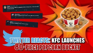 Salut a tous c'est clark bienvenue sur ma chaine youtube ! Kfc Responds After Customers Air The Same Concern Over The 80 Piece Popcorn Bucket Wales Online