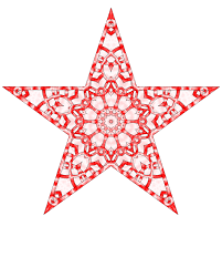 Small Picture Christmas Star Coloring Pages To Print Coloring Coloring Pages