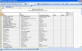 Wedding Planner Wedding Planning Checklist Costs
