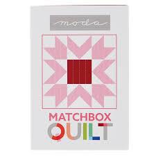 Daily Deal - Quilting Fabric for Sale — Missouri Star Quilt Co. & Moda Matchbox Quilt Kit - #9 Adamdwight.com