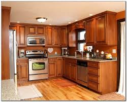 Kitchen Wall Color Kitchen Wall Colors With Honey Oak Cabinets Download Page Home