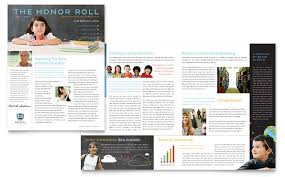 Education Newsletter Templates Education Foundation School Newsletter Template Design