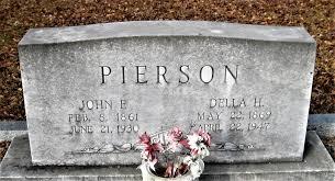 Della Harris Pierson (1869-1947) - Find A Grave Memorial