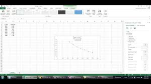 Force Velocity Curve Using Excel