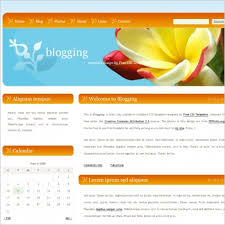 template free download site free blog template free website ...