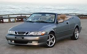 2002 Saab 9-3 - Information and photos - ZombieDrive
