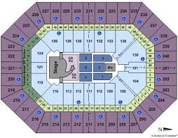Target Center Seating Chart Target Center Map Compressportnederland
