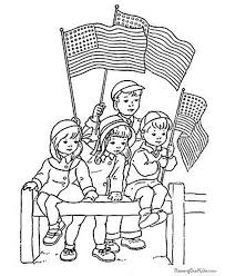 Small Picture Free Memorial Day Coloring Pages