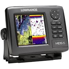 Lowrance Hds 5 Gen 2 Color Fishfinder Gps Chartplotter