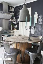 distressed industrial furniture. vintage metal kitchen tables and chairs industrial distressed furniture d