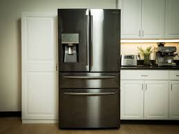 High End Fridges Samsung Rf28jbedbsg Review Cnet