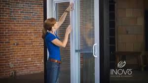 fix the blinds on your patio door