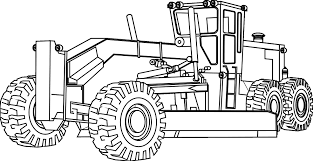new construction vehicles coloring pages free 14 n printable construction equipment printable