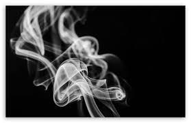 white smoke ultra hd desktop background