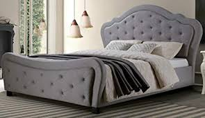 Amazon.com: Best Quality Furniture Cal King Bed, California King ...