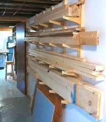 lumber storage cart plans