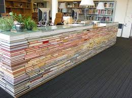 diy home office furniture. diy library desk made from books diy home office furniture r
