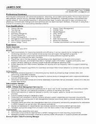 52 Inspirational Data Analyst Resume Sample Resume Format 2018