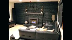 fireplace paint colors painted brick fireplace before and after lovely captivating paint colors that go with fireplace paint